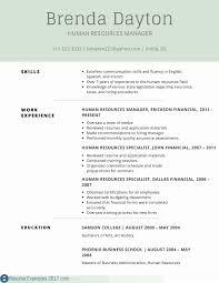 Sample Director Of Finance Resume Resume Sample Seminars Attended Valid Careers In Finance Resume