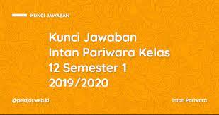 Download soal try out p3k matematika tahun 2021 pdf; Kunci Jawaban Lks Intan Pariwara Kelas 12 Semester 1 2020