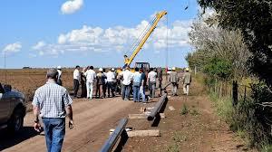 Gasoductos troncales: la UIA reclamó, pero la Provincia sigue adelante | La  Voz