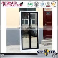 product description glass door steel armario otobi furniture