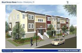 large image for 3 mt vernon schematics site plan elevation page 8 more redevelopment in mantua