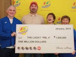 Lottery Pool Winners