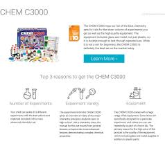 the best chemistry sets of top ten reviews test