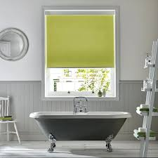blinds for bathroom window. Bathroom Window Blinds Roller With Ultra One Touch Control Appeal Home Lime Roman Shades For E