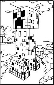 Minecraft Coloring Pages Minecraft Minecraft Coloring Pages