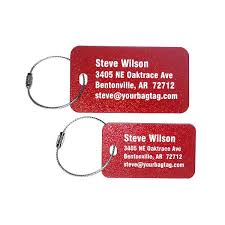 Combo Set of Personalized Luggage Tags - Extreme – YourBagTag