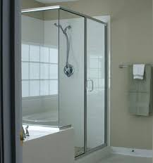 semi frameless shower door 3 crystalline doors parts
