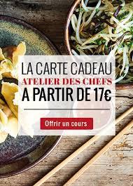 Cours De Cuisine à Lille Latelier Des Chefs
