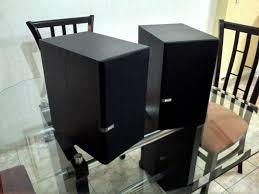 kef q300. kef q300 bookshelf loudspeakers - black ash, new open box for sale canuck audio mart kef