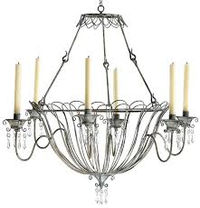 hanging candle chandelier home design ideas for amazing non electric chandeliers interior with regard to popular