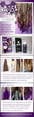 Die Besten 25 Splat Purple Hair Dye Ideen Auf Pinterest Splat