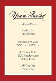 dinner template 002 dinner party invitations templates template incredible