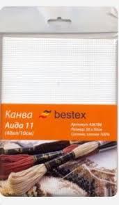 <b>Канва</b> 624010-11C/T белая, арт. <b>426788</b> | Купить с доставкой | My ...