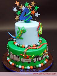 13 4th Birthday Cakes For Boys Photo 4 Year Old Boy Birthday Cake