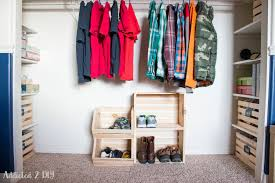 i am so happy with how my son s closet looks now it s so neat and organized plus removing the closet doors makes his room feel so much more open