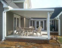 aluminum patio covers alumawood diy kits