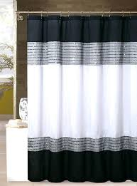 blue and grey shower curtains chocolate brown and blue shower curtain with white black and silver