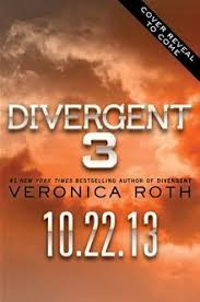 allegiant divergent by veronica roth october