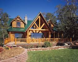 Terrific Moss Creek Designs Log Homes Using Sliding Exterior