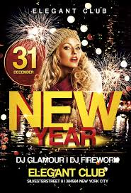 Club Flyer Templates Free New Year Club Flyer Template Downloadnow