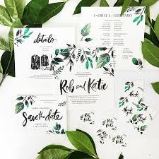 Sample Of Wedding Invatation Parts Of A Wedding Invitation Philippines Wedding Blog