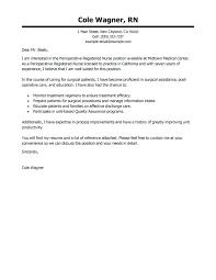 Sample Cover Letter For New Grad Nurse Sample Rn Cover Letter Cover Letter Nursing Sample Sample Cover