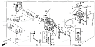 181361317540 in addition honda foreman 500 parts diagram likewise 842g0 honda rancher 350 es will not