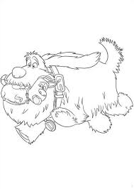 The Secret Life Of Pets Coloring Pages Max And Duke Get Coloring Pages