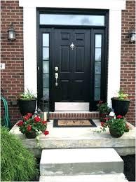 black front doors. Beautiful Front Black Front Doors With Sidelights  The Best Option Entry Door  And N