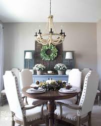 knock off no sew dining chairs diy pottery barn s