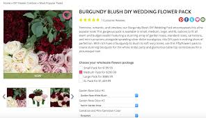 do your own wedding flowers