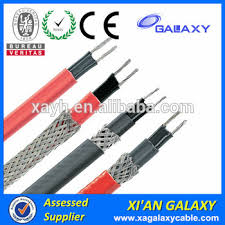 water pipe heat cable. Simple Water 220V Electrical Pipe Heating Cable Produce Industrial Water Defrost  12V Heat Tracing Cables To N