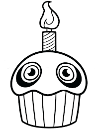 Fnaf Coloring Pages Withered Chica Free Printable Coloring Pages