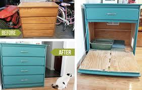 repainted shelf litter box hideaway view this image cat litter box furniture diy