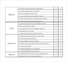 Share Class Evaluation Survey Template – Azserver.info
