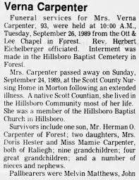 Verna Carpenter - Newspapers.com