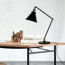 modern office lamps. Modern Swing Arm Iron Table Lamps Classic Black Decorative Desk Book Reading Light E27 Loft Office