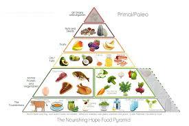 The Nourishing Hope Food Pyramid Nourishing Hope