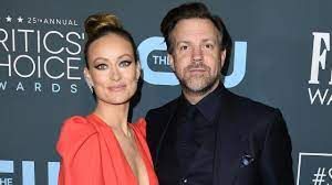Olivia Wilde Spotted With Ex Jason ...
