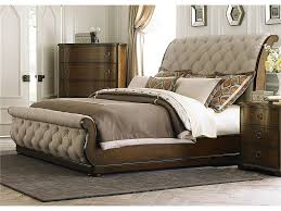 Liberty Furniture Bedroom King Sleigh Bed 545 BR KSL Schmitt
