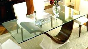 glass top dining table bases pedestal base for 60 round