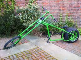 3 big low fat chopper choppers bicycling and custom bikes