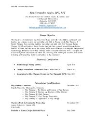 Resume Play Extraordinary Kim H Valdes Resume