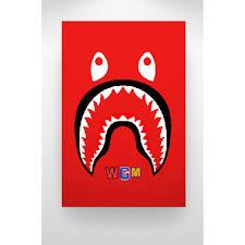 Bape wgm Logos