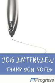 thank you after an interview thank you note after interview sample job interview thank