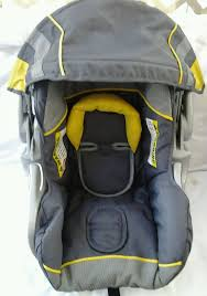 graco car seat cover replacement pads baby trend flex loc infant car seat cover cushion yellow