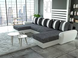 Couch Garnitur Ecksofa Sofagarnitur Sofa Tigerpuma Mit