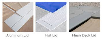 automatic pool covers for odd shaped pools. Pool Cover Lid Options: Automatic Covers For Odd Shaped Pools T