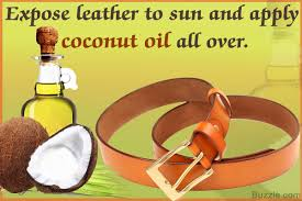 the best natural way to turn leather soft is with the help of coconut oil however before you apply coconut oil you have to expose the accessory to the