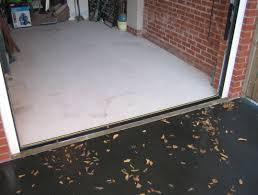 garage door floor seal garage door  Stimulating Rubber Garage Door Seal Garage Door